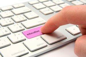 Keyboard image to be used on Education page near scholarship paragraph mid page