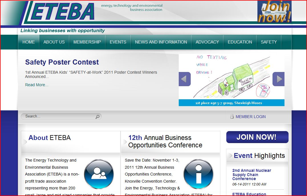 ETEBA About Us