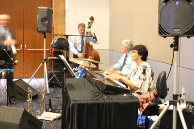 reception music day 1